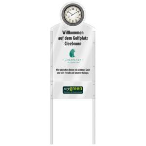 Uhrentafel Standard - GC66101