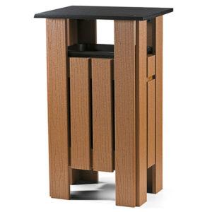 Abfallbehälter Trash Pro 10 - Caramel - PA3823