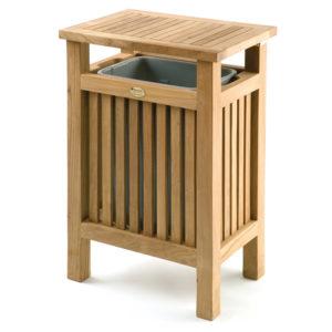 Abfallbehälter Teak - DU82316