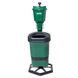 grüne Abschlagkonsole Tradition 2 - 39350