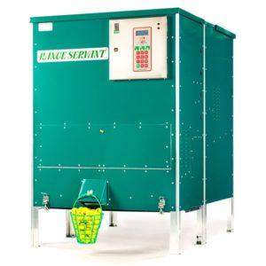 Ballautomat Green Line 10, für 10'000 Bälle - RSGLD0002