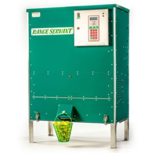 Ballautomat Green Line 6, für 5700 Bälle - RSGLD0000