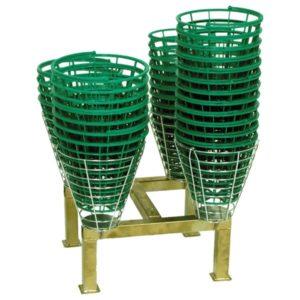 Ballkorbständer mit Ballkörben - RS109950