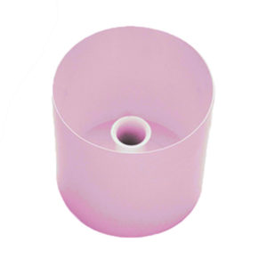 Cup Metall 15.2 cm, pink - 18600P