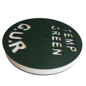 Cup Deckel ø15 cm, Recycling-Material - BMS51245