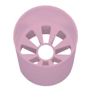 Cup Riji, Pink - 18200P