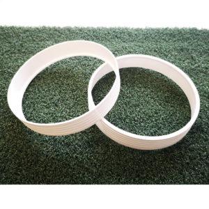 Cup Ring verstärkt, weiss – SI17318