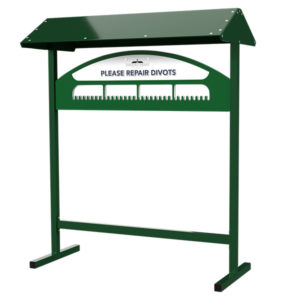 grüner Divot Bag Ständer - BMSDB0010