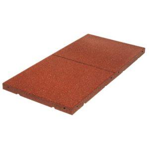 Elastikplatten aus Gummigranulat