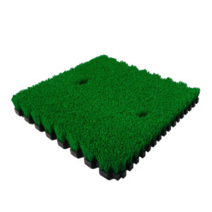 FIBERBUILT Tee Grass Panel 30 x 30 cm - FB305