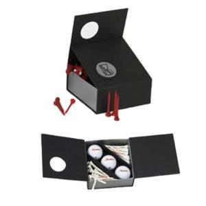Geschenkbox für Tees und Golfbälle - SI9532