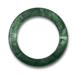 grüner Lochreduzierer aus Plastik - 18010