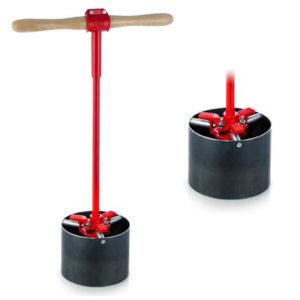 Lochstecher und Adapter für 20.3 cm