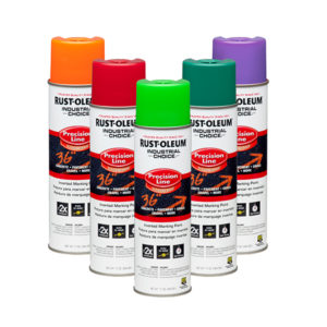Markierungsfarben Rust Oleum, 500 ml