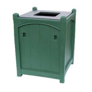 grüner Mehrzweckbehälter ACE, Green Line - 01661