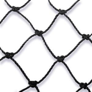 Netz PE schwarz, ø 1,2 mm - TN12665