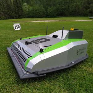 Ballsammler Range Robot