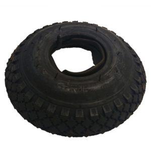 Reifen mit Schlauch zu Ballsammler Heavy Duty - RS303240