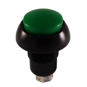 grüner Startknopf zu Neet Kleet Schuhreiniger - SI9082