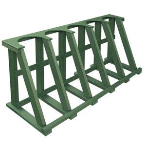grünes Taschengestell - 100900GN