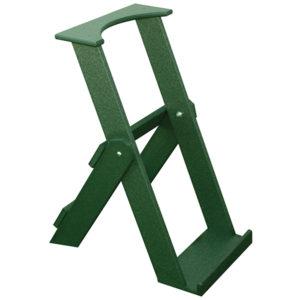 grüner Taschenständer - 100700GN