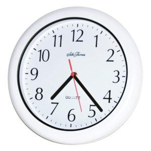 weisse Uhr - 200900