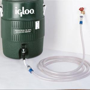 Wasserbeutel Igloo Schritt 5